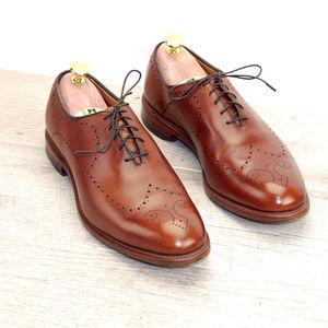 Allen Edmonds FAIRFAX 9.5 D * new AE Shoe Bags
